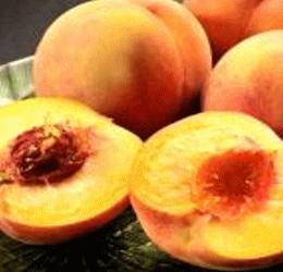 黄金桃 約3kg(9~10玉)